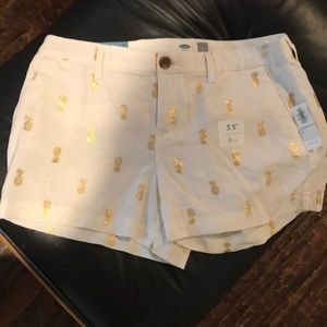 Old Navy shorts!